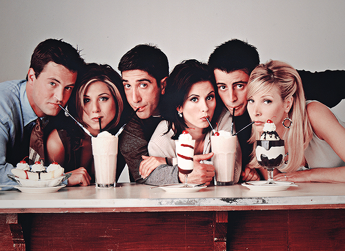 The one who thinks Friends is the best TV show ever.
