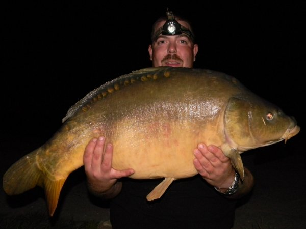 Nouveau record perso miroir 17kg200 au canal