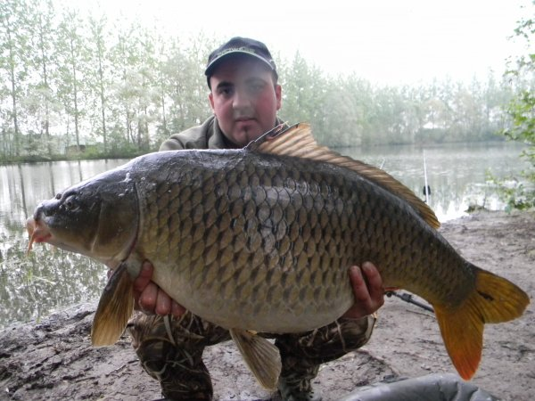 72h a l'étang sauvage 10 départ 5 fish mis au sec