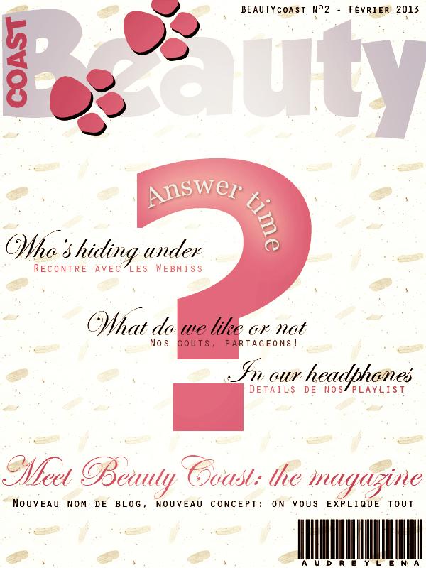 Couverture n°2 BEAUTYcoast - Posté par Audrey, le 1er février 2013