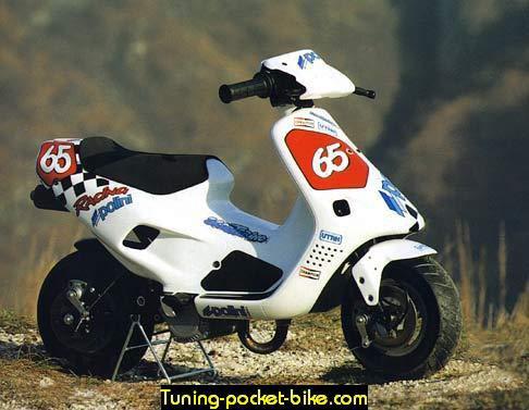 photo du jour : pocket scooter, je veut le meme pas vous ?