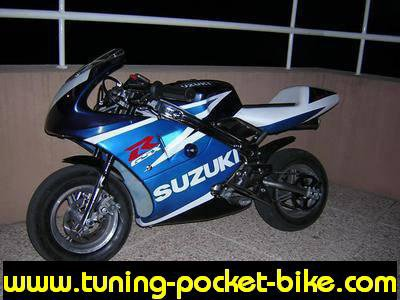 photo du jour : suzuki gsxR