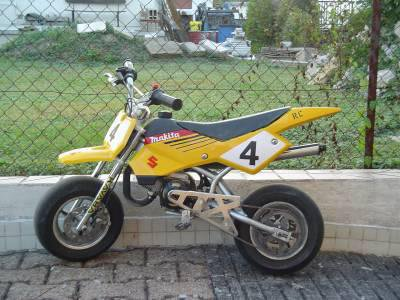 pocket supermotard