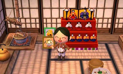 Mes cosplays dans Animal Crossing : New Leaf !
