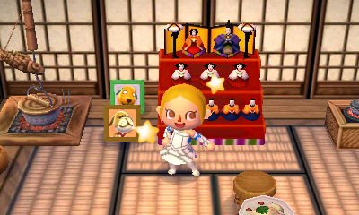 Mes cosplays dans Animal Crossing : New Leaf (Fairy Tail) !