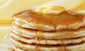 vente de pancakes