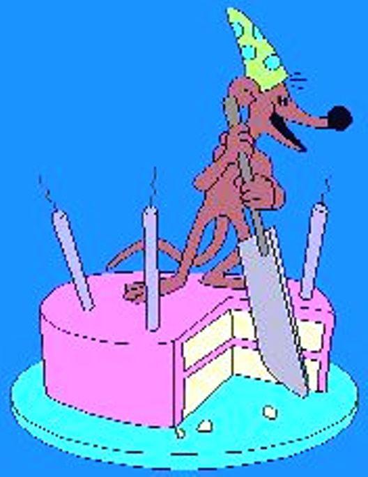 Depuis le1 avril j ai créé un nouveau pseudo pour souhaiter les anniversaires