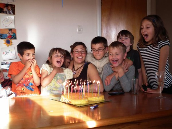 Tim, Mina, Joé, Lili, Virginie, Jérémie  1