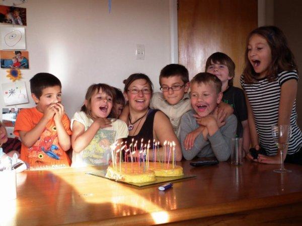 Tim, Mina, Joé, Lili, Virginie, Jérémie  2
