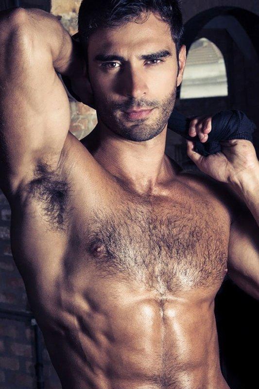 Sexy viril boy