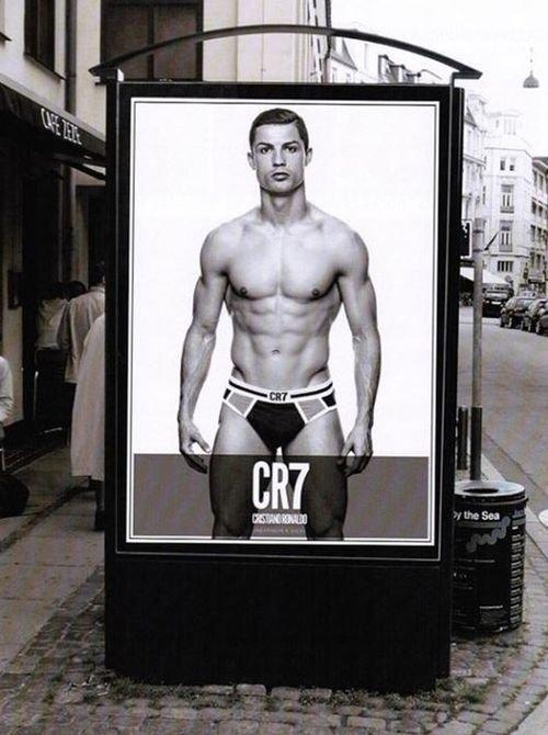 Le Bo Ronaldo...