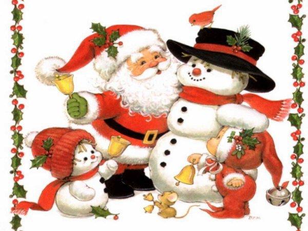 Joyeux Noël Amis Coquins