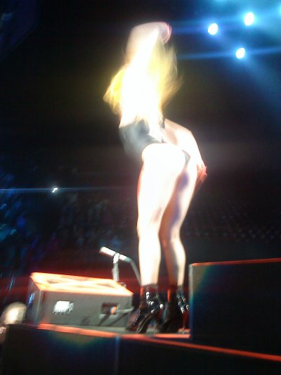 The Monster Ball Tour Lady Gaga