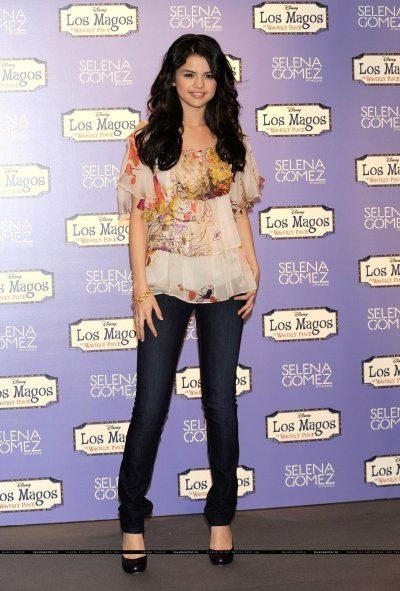 Look de star: SELENA GOMEZ