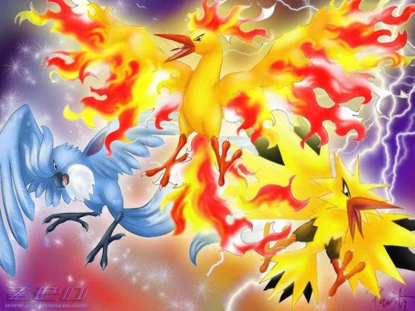 Pokémon légendaire