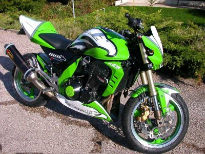 Kawasaki une série Z
