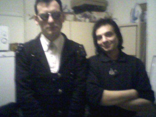 mon homme et mon beau frère