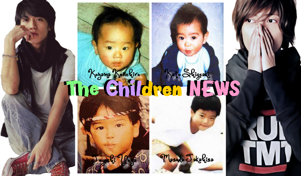 The Children NEWS ~ 01. Dreams