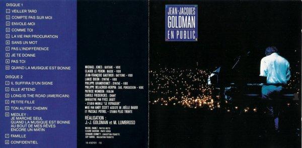 1986 - En public