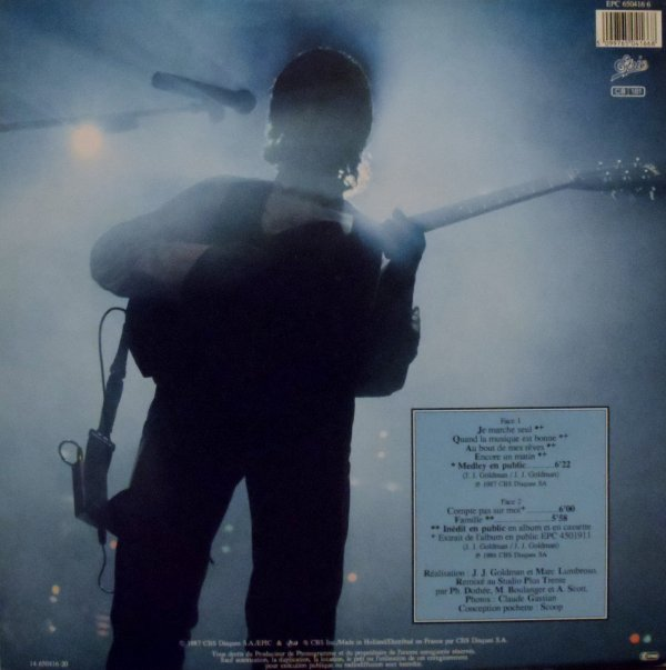 1987 - Medley En Public - 01