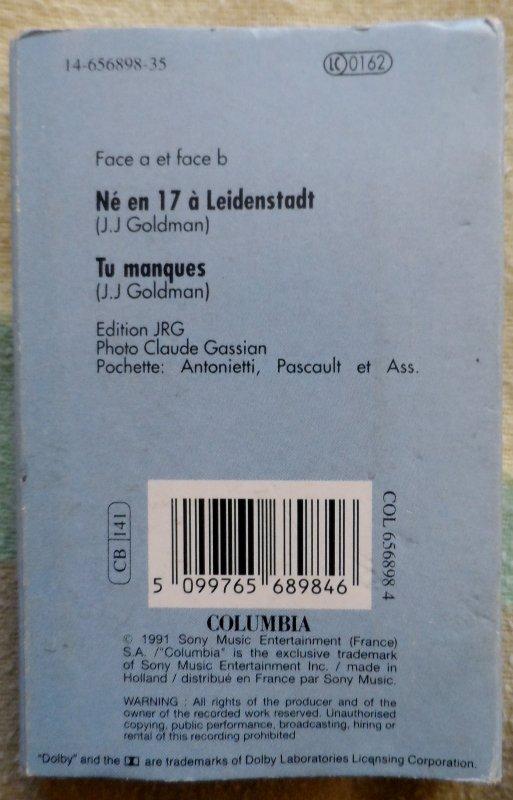 1991 - Né en 17 à Leidenstadt