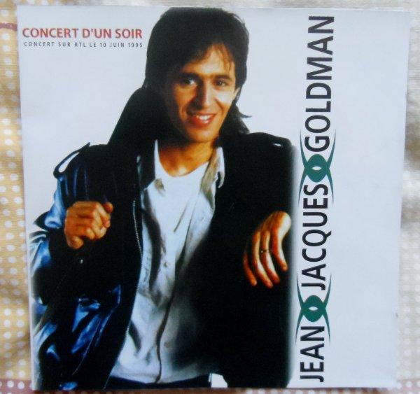 CD - Concert d'un soir - 10 juin 1995