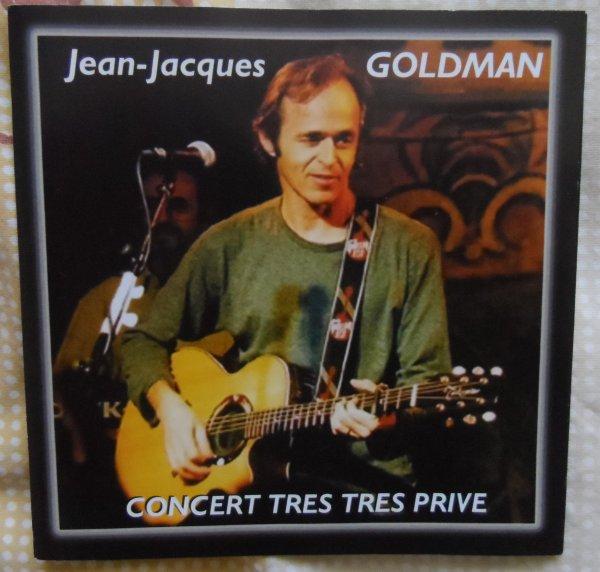 CD - Concert très très privé RTL2 - 20 février 2002