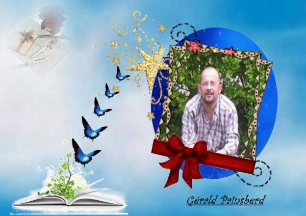 Notre poète Gérald Painsberd