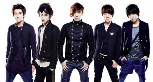 Groupe 6 : FT Island