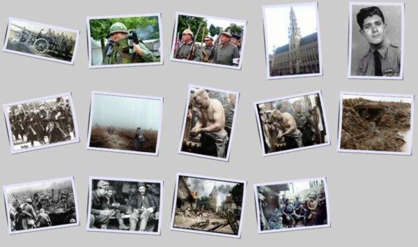 Le 03 aout 1914  l Allemagne envahi Belgique
