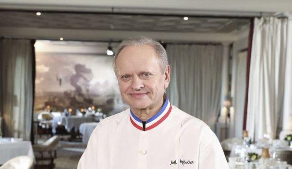 Le grand chef français multi-étoilé Joël Robuchon est décédé