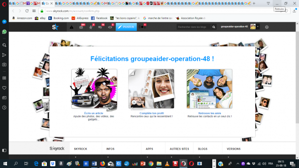 Félicitations groupeaider-operation-48 !