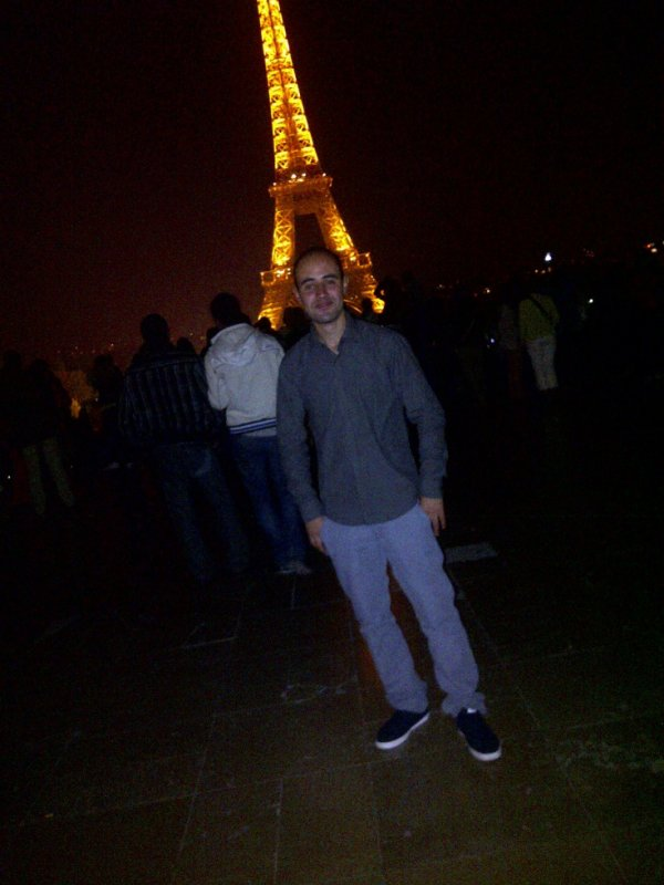 Trocaderro, Tour Eifel