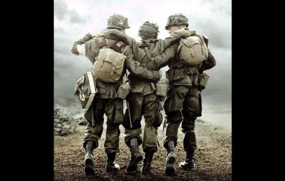 Band of Brothers.