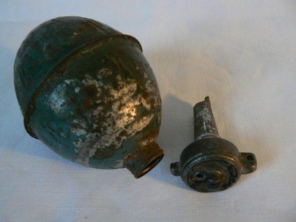 Grenade WW1.
