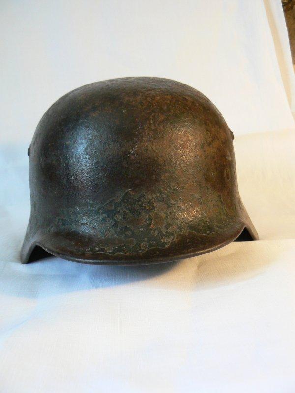 casque allemand mdl 35.