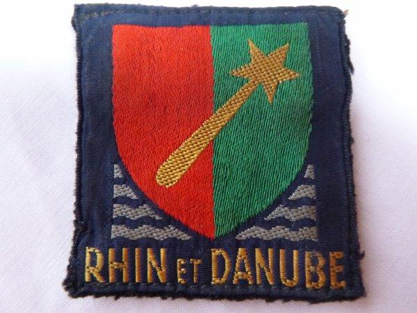 Rhin et Danube