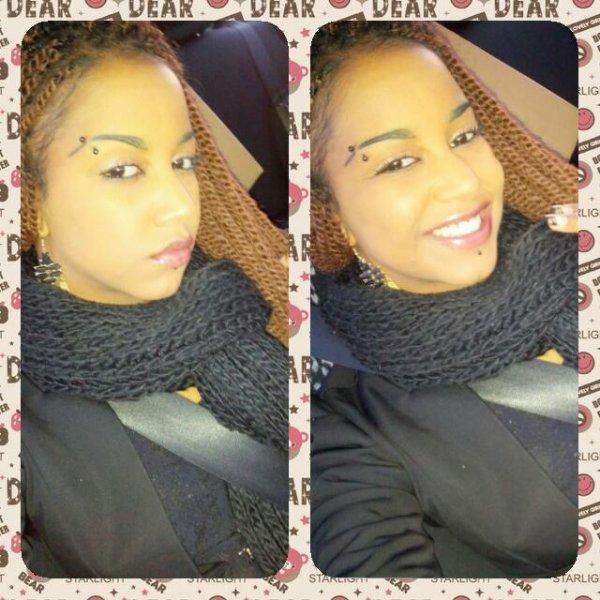 Je garde le sourire quoi qu'il arrive !!!