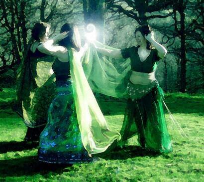 """Extrait du livre """"La wicca guide de pratique individuelle"""" de Scott Cunningham"""