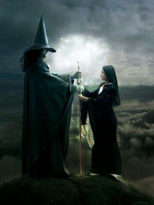 Les treize objectifs d'un sorcier/d'une sorcière
