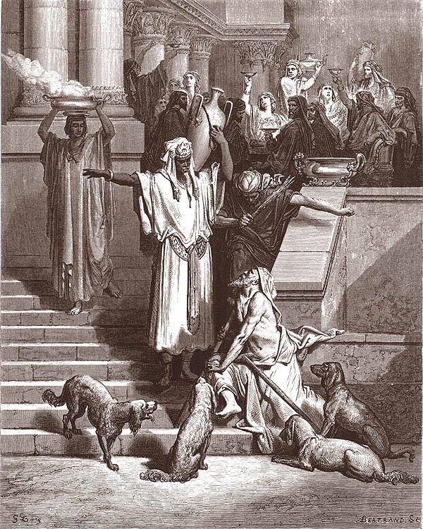 Art 1353 : Reconnaître le Christ pauvre