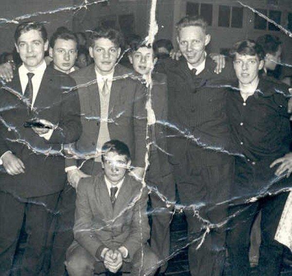 Art 1359 : Concours de TWIST dans les années 1960-1962