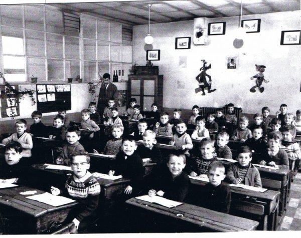 Art 1360 : Classe de CE1 à l'école Jean Zay