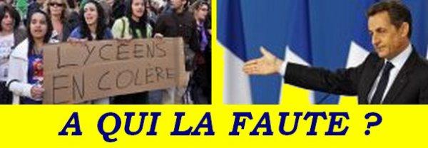 Art 1379 : La grève en France se durcit