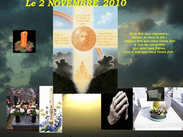 Art 1394 : Le jour des défunts