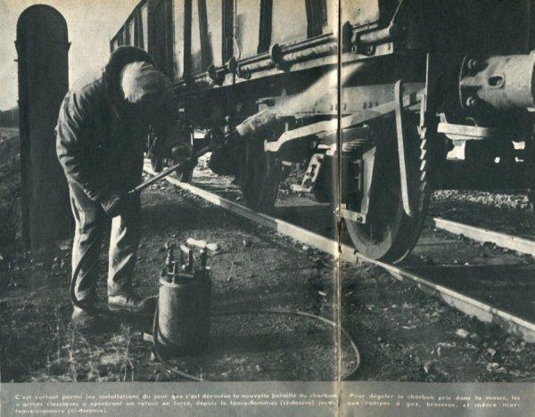 Art 1406 : Le froid dans le Pas-de-Calais en 1963