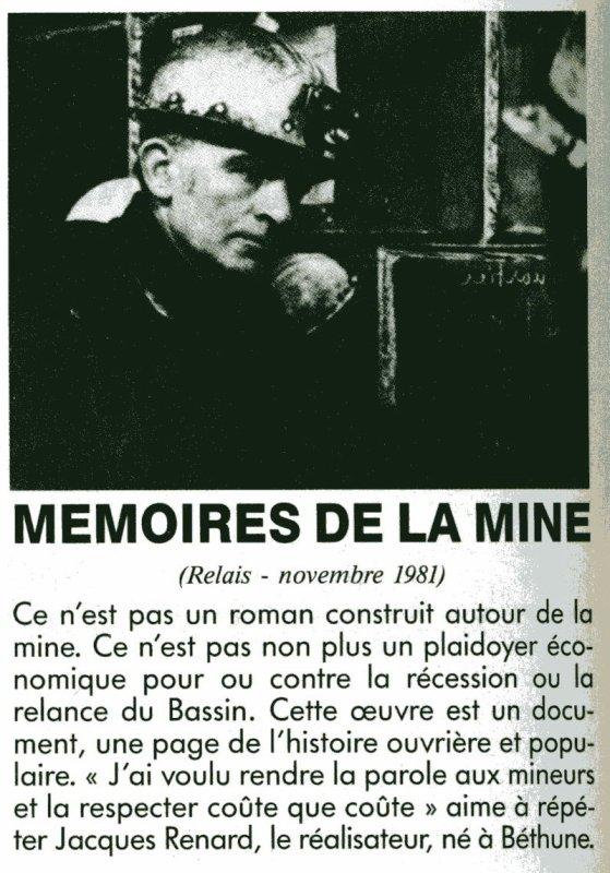Art 1408 : Et pourquoi pas un nouveau musée de la mine .......?