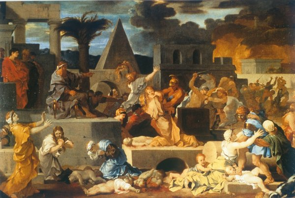 Art 1418 : Fête des Saint Innocents, martyrs
