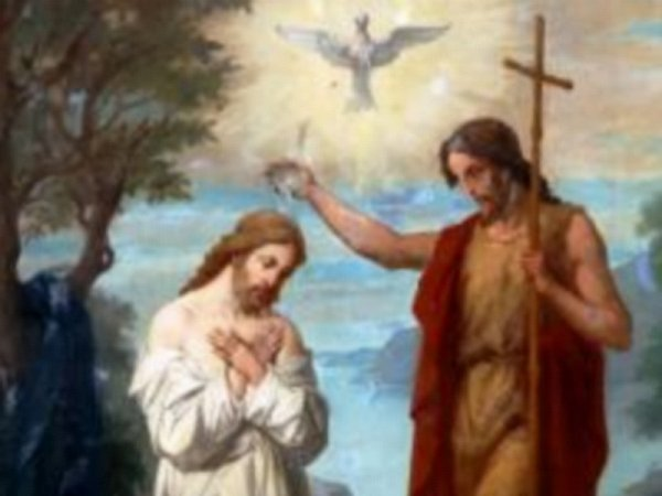 Art 1420 : Fête du Baptême du Seigneur