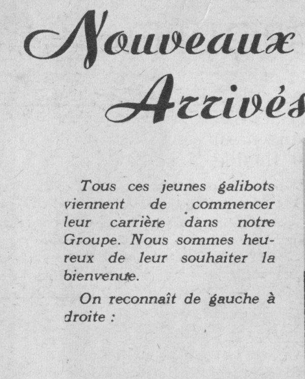 Art 1427 : De jeunes recrues pour les HBNPC de Béthune